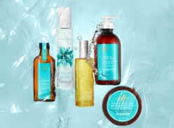 Win! A Moroccanoil luxury haircare pack