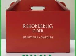Win a Mystery Rekorderlig Prize Pack