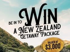 Win a New Zealand Getaway Package