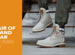 Win a Pair of Timberland Footwear