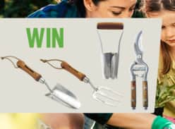 Win a set of Kent and Stowe tools