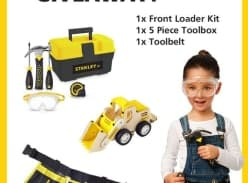 Win a Stanley Jr. prize pack