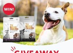Win a Tumeke Friend treats pack and a $50 Pet.co.nz Voucher