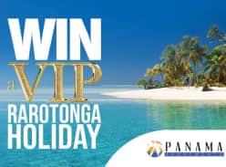 Win a VIP Rarotonga Holiday