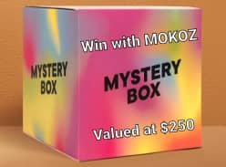 Win an amazing Mystery Box of Goodies