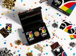 Win an an UNO Limited Edition 50th Birthday Pack