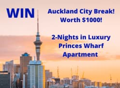 Win an Auckland City Break