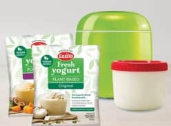Win an EasiYo Plant Based Starter Kit