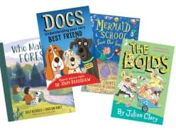 Win Four Brill Books