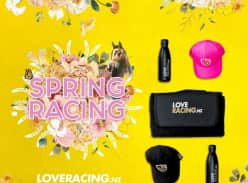 Win LOVERACING NZ Merch