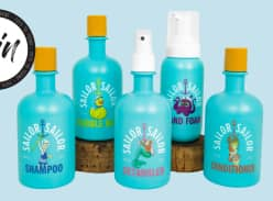 Win One Year's Supply of Sailor Sailor