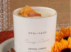 Win Opal + Sage Coco Candles