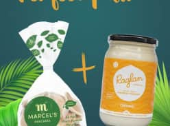 Win Raglan Food Co Vegan Snack Packs
