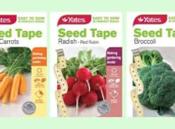 Win seed tapes from Yates