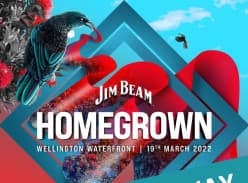 Win tickets to Homegrown