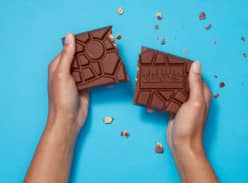 Win two bars of Tony's Chocolonely Fairtrade chocolate