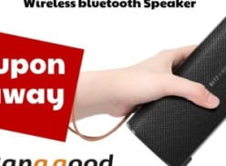 Win a BlitzWolf BW-WA2 20W Wireless Speaker