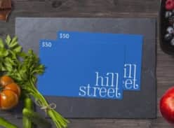 Win 1 of 2 $50 Hill Street Gift Cards