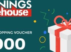 Win a Bunnings voucher