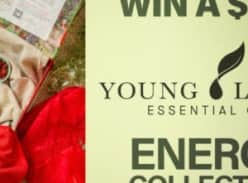 Win 1 of 2 Young Living Energy Collection Packs