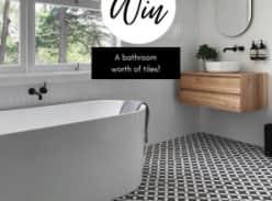 Win $2,000 Worth of Tiles