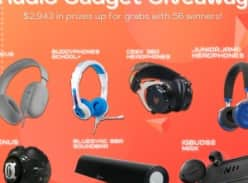 Win the Ultimate Audio Gadget Giveaway