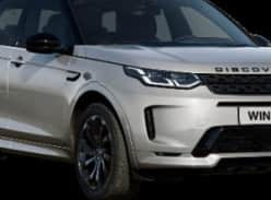 Win a Land Rover Discovery Sport