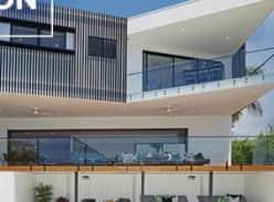 Win the $2.8 million waterfront wonder!