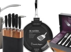Win a Cookware/Cutlery Set Worth $1,223 or Weekly Cutlery Sets