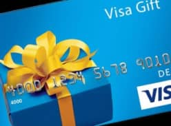 Win $1000 worth of VISA Gift cards!