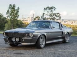 Win 1967 Eleanor Mustang