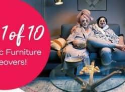 Win 1 of 10 $1,000 Fantastic Furniture Vouchers