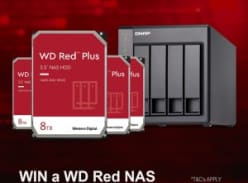 Win a WD Red 4-Bay NAS System