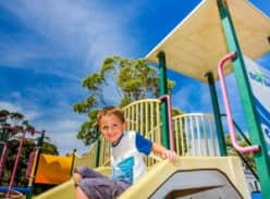 Win a one night stay at a BIG4 holiday park