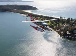 Win a Sydney Seaplanes $250 voucher