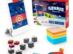 Win an Osmo Genius Starter Kit and Maths Wizard Magical Workshop