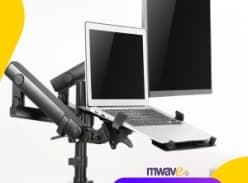 Win a Brateck Monitor Mount