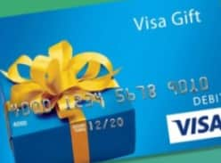Win a $1000 VISA Gift Card!