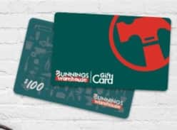 Win 1 of 20 $50 Bunnings gift cards