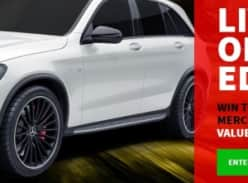 Win the MERCEDES-AMG GLC63 S 4MATIC+ SUV