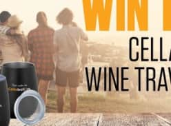Win 1 of 30 Wine Traveller Sets