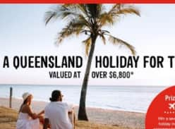 Win a Holiday in Queensland for 2