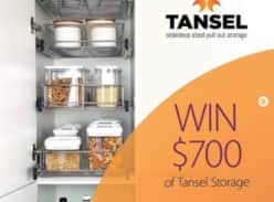 Win 1 of 3 prizes of $700