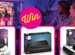 Win 1 of 2 Ultimate Philips Hue Smart Home Lighting prize pack