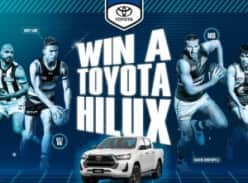 Win a Toyota HILUX Turbo Diesel and more