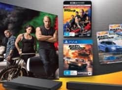 Win the Ultimate Fast & Furious prize pack including a Sony Bravia KD 65? X85J Google TV