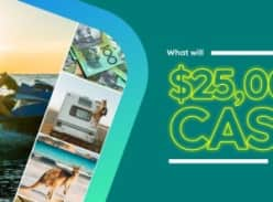 Win $25,000 and create the lifestyle of your dreams