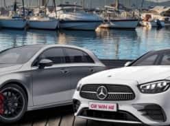 Win a Mercedes-Benz
