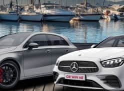 Win a Mercedes-Benz
