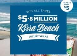 Win three Kirra Beach villas